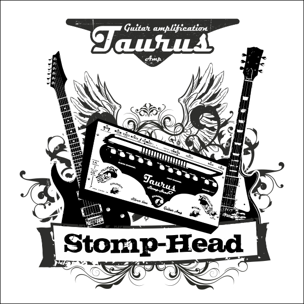 Taurus Stomp-Head